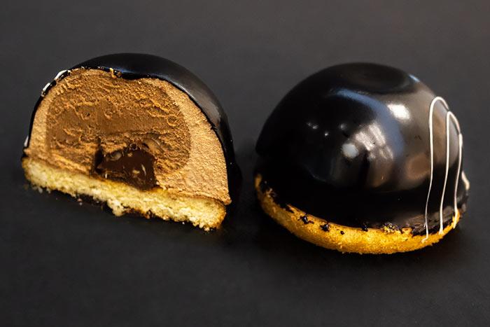 Пирожное-Шоколадная-бомба
